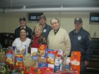 G-COP/104COP Donates Food to Local Pantries
