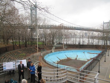 Astoria pool set for rebirth