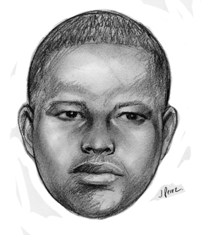 Police release sketch of suspect who threw Molotov cocktails in Queens