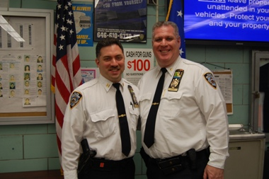 111th Precinct: Former commander says goodbye