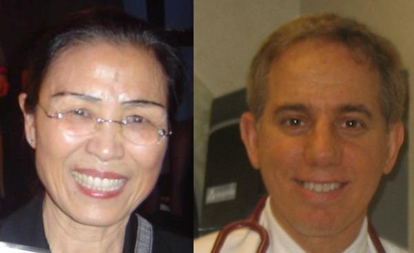 "Democratic contenders ""Ada"" Juan Sheng (left) and Robert Mittman (right) have collected enough signatures to appear on the ballot for the June 26 primary."