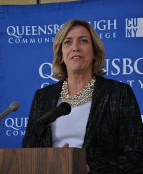 Queensborough will give students 'Edge for Success'