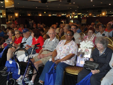 Queens Courier hosts senior expo