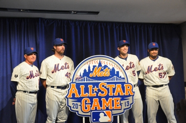 Mets unveil All-Star logo