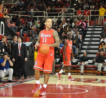 St. John's opens season with Tip-Off event