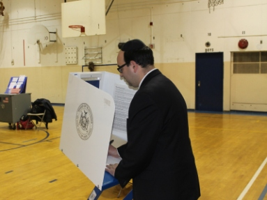 City Council replacement to be decided in special election today