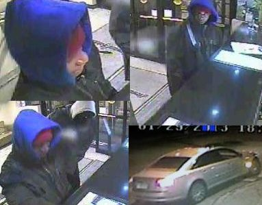 Suspects rob Queens hotels at gunpoint