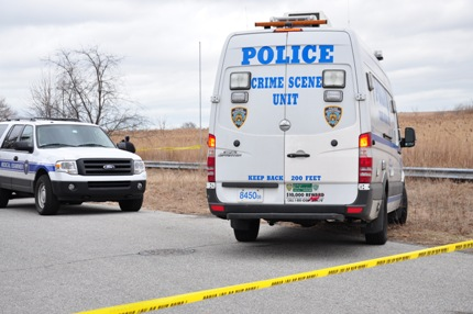 Vehicles sought in connection to Howard Beach brush fire bodies