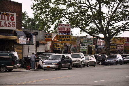 Community Board wants more answers on Willets Point project