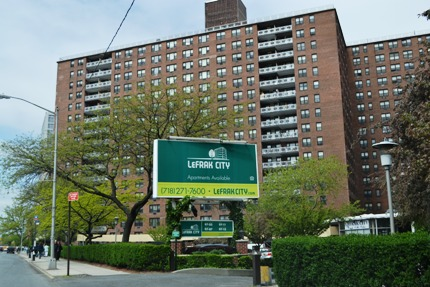 Lawsuit claims discrimination at LeFrak City apartment complex