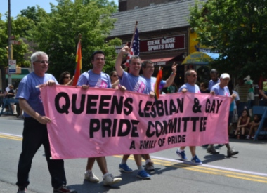 Queens holds 21st Pride Parade