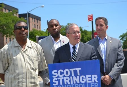 Stringer wants to create Sandy Audit Bureau if elected comptroller