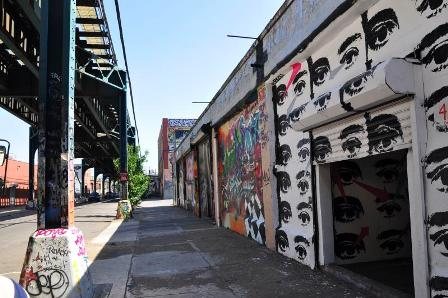 Arts nonprofit raises funds for new space as 5Pointz set to be demolished