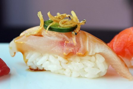 Design your own sushi roll