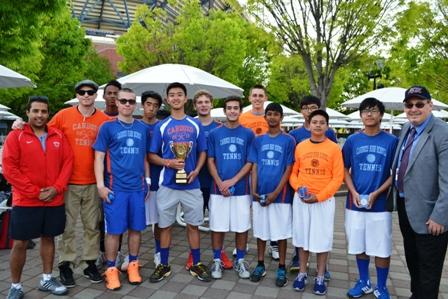 Cardozo boys and girls tennis teams blown away in finals