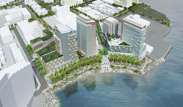 Astoria Cove developers pay $43.5 million for remaining land