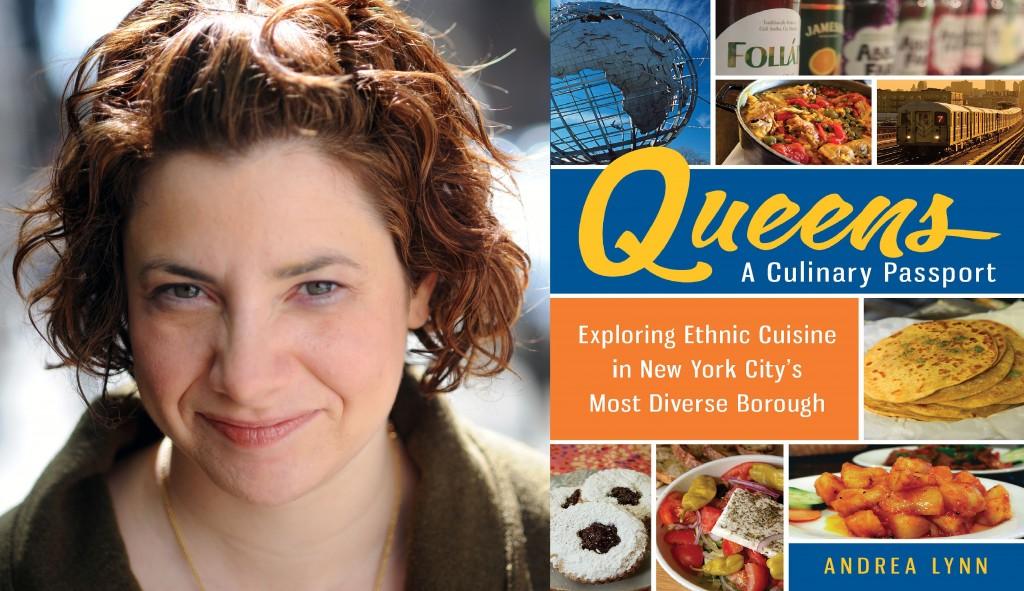 Astoria woman releases Queens food guide