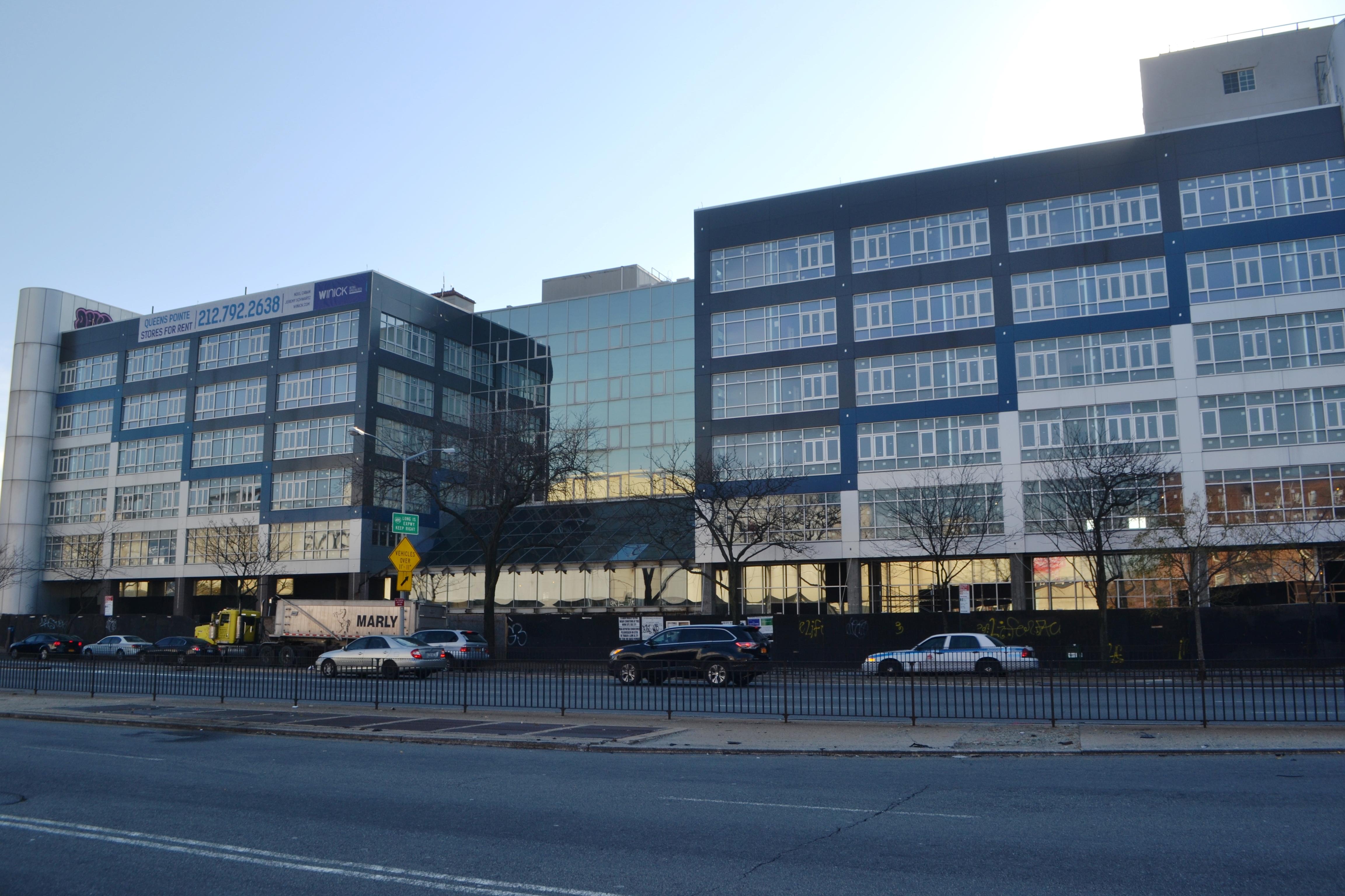 Inside St. John's Hospital's transformation into Queens Pointe development