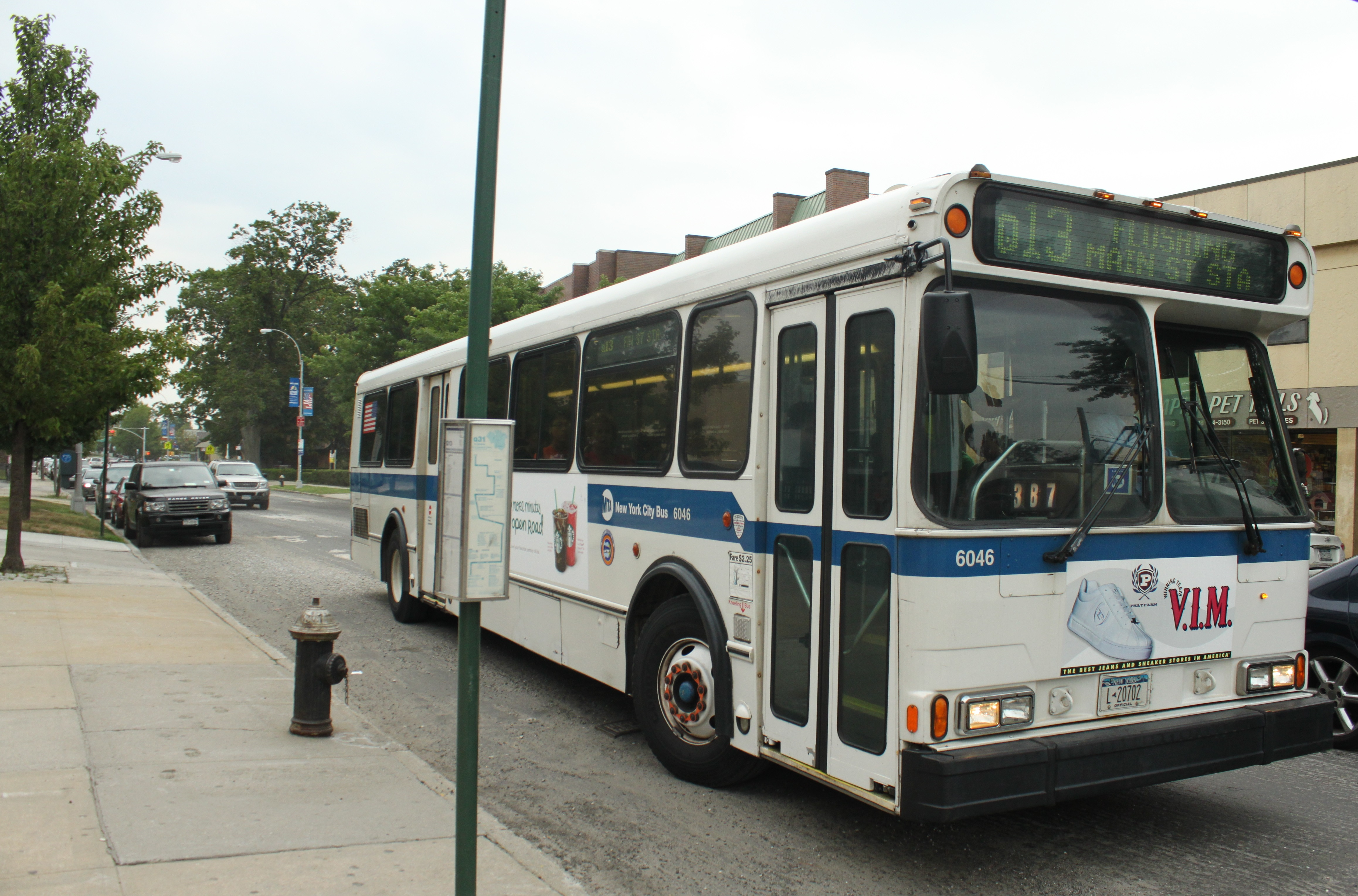 Study aims to improve northeast Queens buses