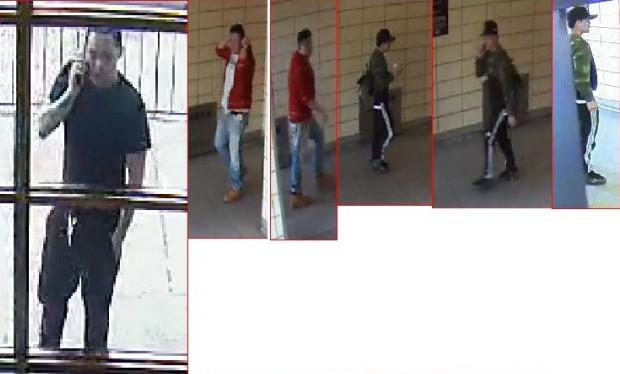 Three suspects wanted for shooting into Flushing lobby