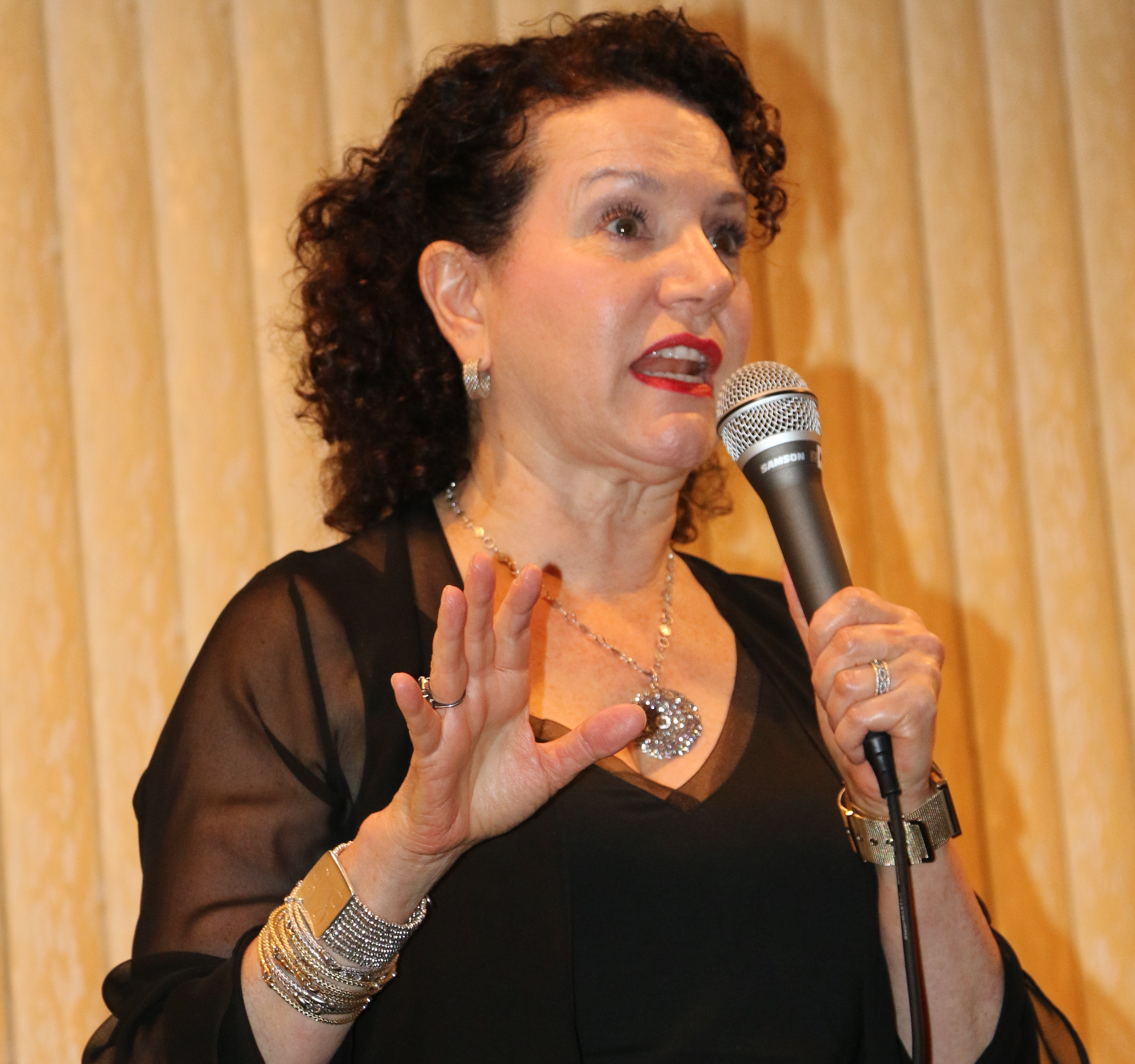 Comedian Susie Essman headlines North Shore Towers 40th anniversary, talks craft