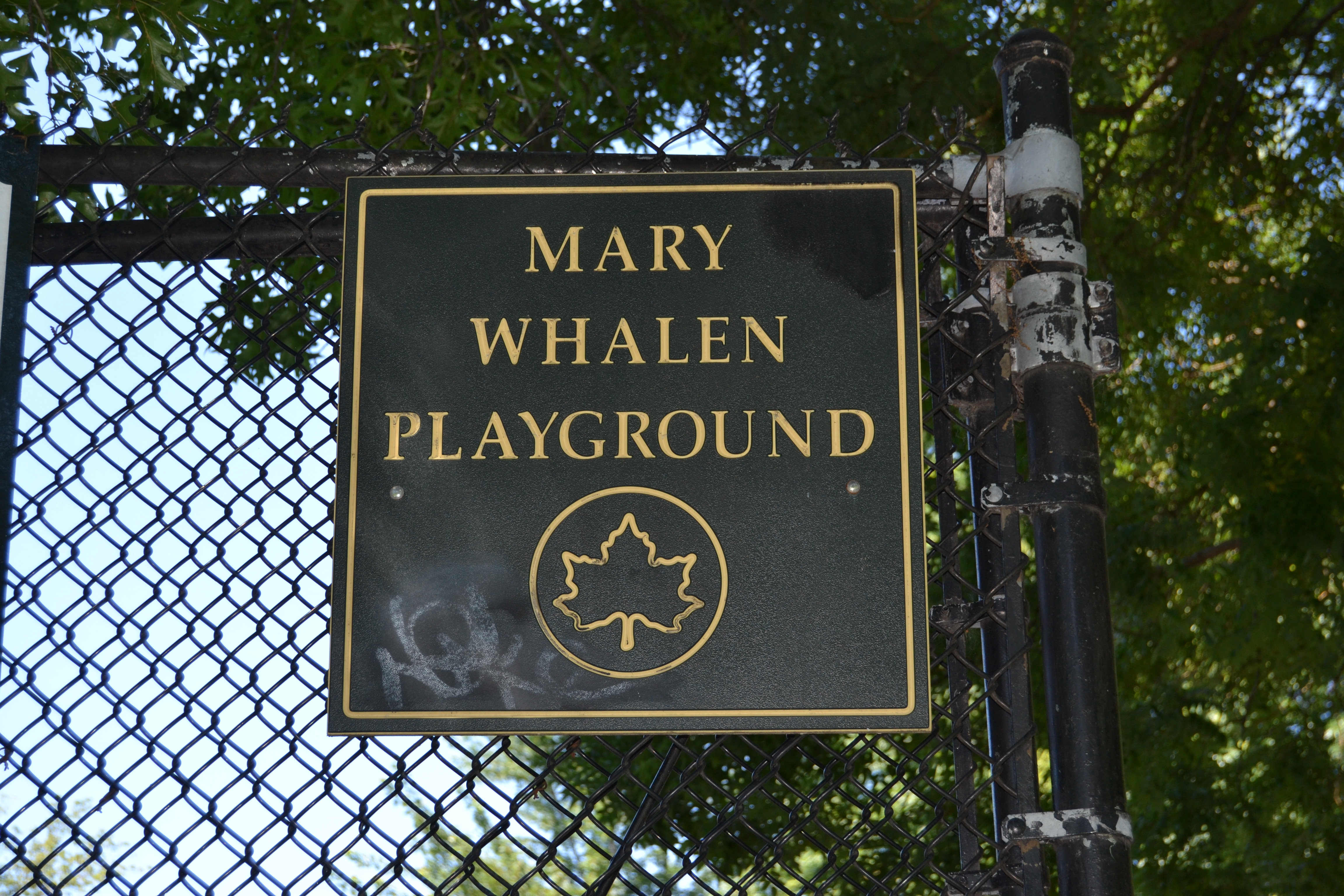 Upgrades coming for Woodhaven's Mary Whalen Playground