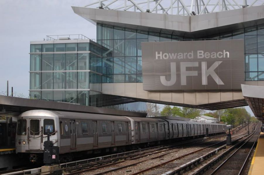 Man jumps to his death at Howard Beach A train station