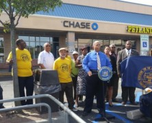 Springfield Gardens community rallies to keep local bank open