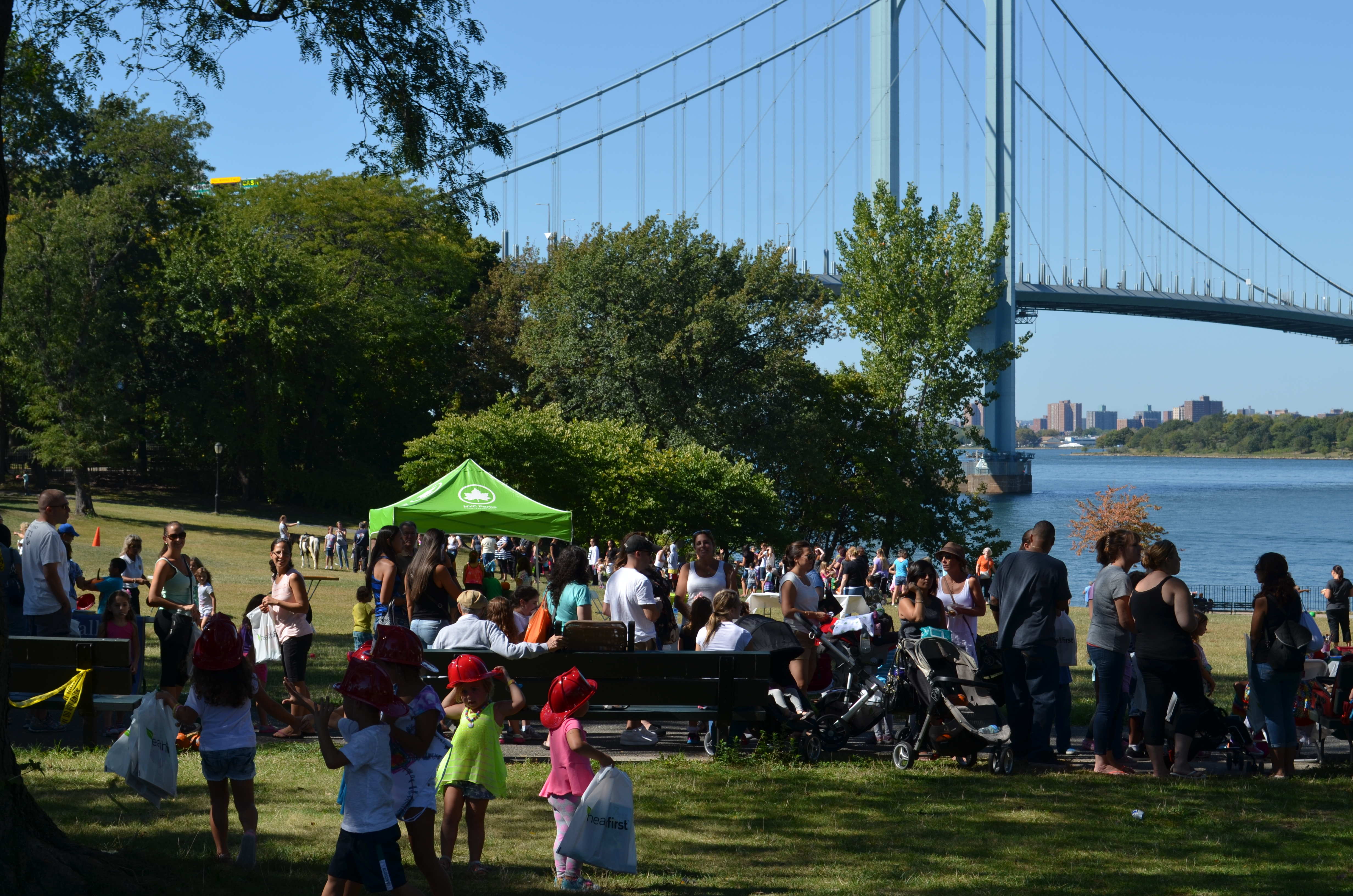 Fun for all at Whitestone Family Day