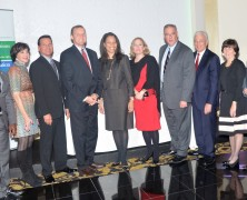 Queens Chamber of Commerce honors business people of the year