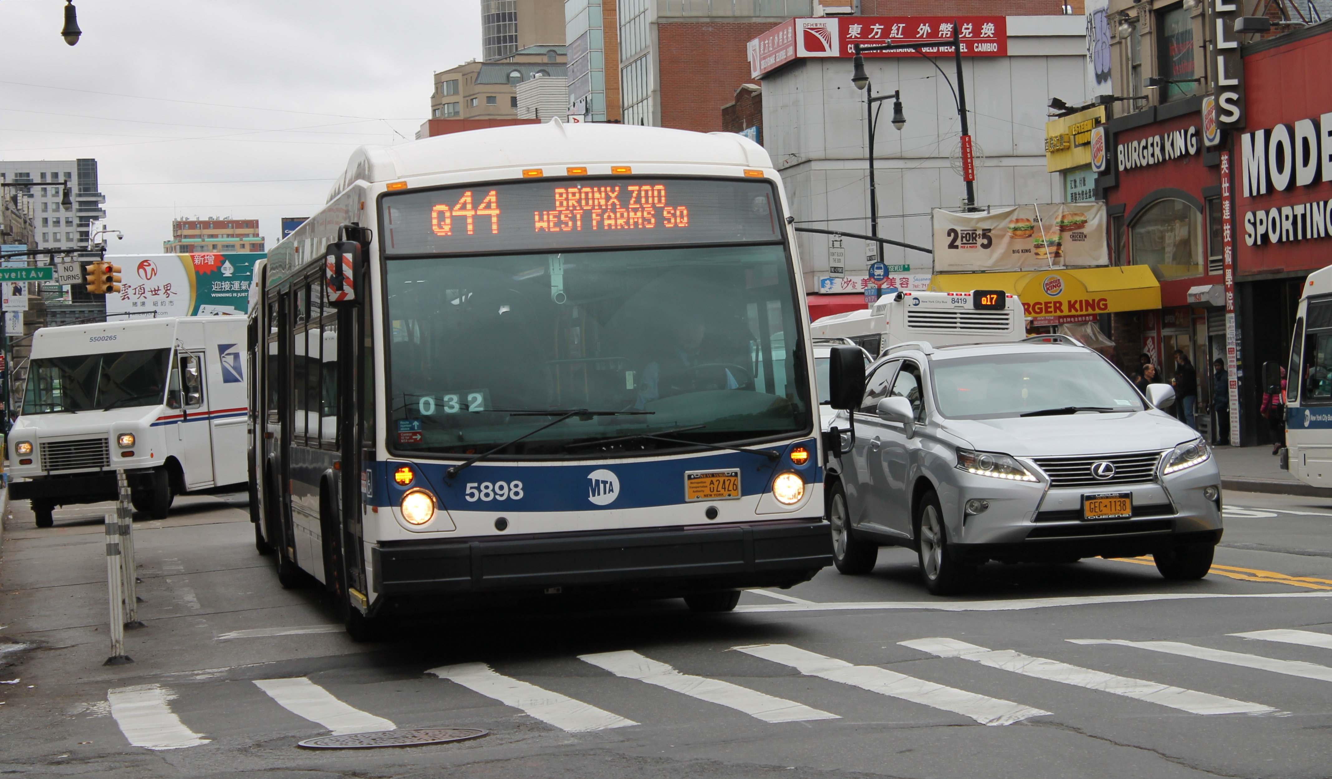 Flushing Select Bus Service set to be implemented this weekend