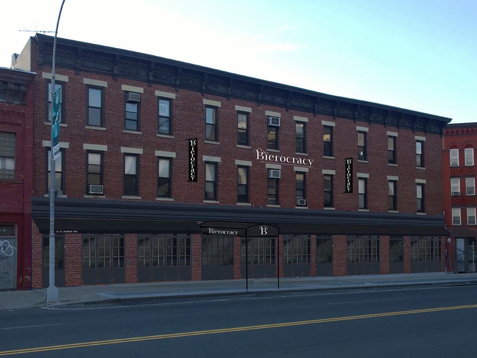 Bierocracy beer hall to open in Long Island City next week
