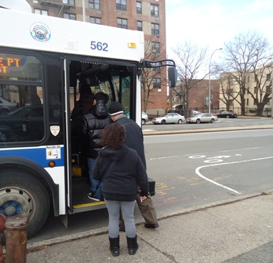 Still waiting: Q58 rated Queens' slowest bus line for sixth-straight year
