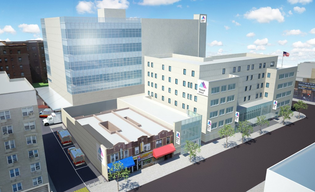 Astoria's Mount Sinai Queens expansion to be completed this fall