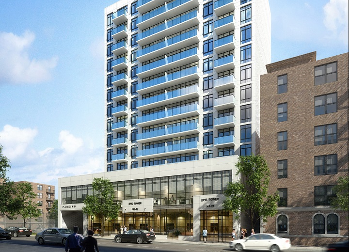 'Epic Tower' planned for Met Food market site in Flushing