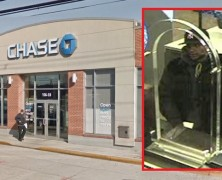 Crook denied cash in bid to rob a Howard Beach bank: cops
