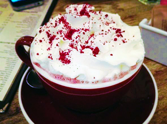Top spots for hot cocoa in Queens