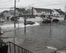 Recent coastal flooding in south Queens prompts calls to reduce flood risks