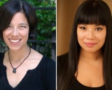 Queens Library Presents authors Susan Choi and Cecily Wong in conversation