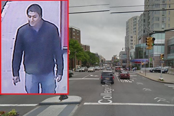 Photo via Google Maps/Inset courtesy of NYPD
