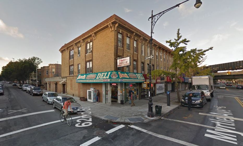 An 18-year-old alleged deli and grocery robber gets bagged by cops in Glendale