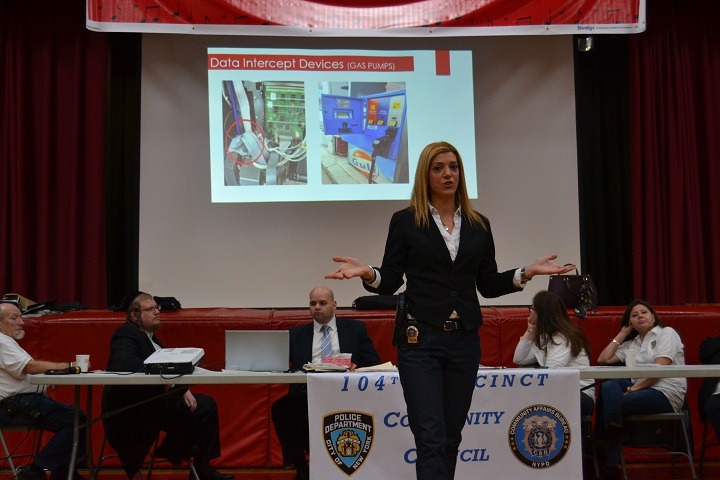 Computer hacks, ATM skimming and identity theft: Queens cops offer tips on prevention