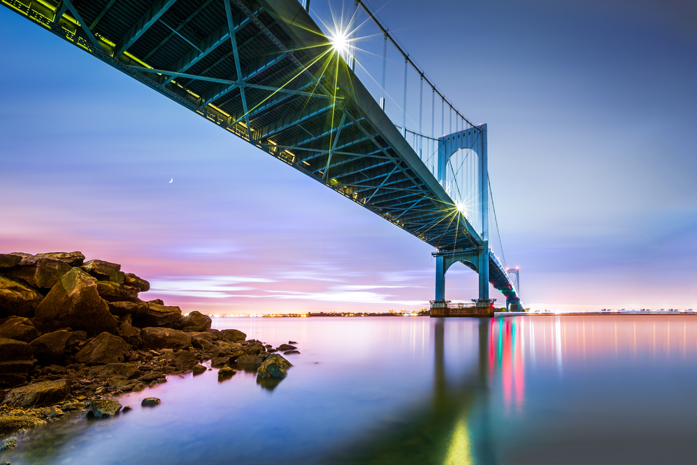 Bronx-Whitestone Bridge is getting new energy-saving bulbs