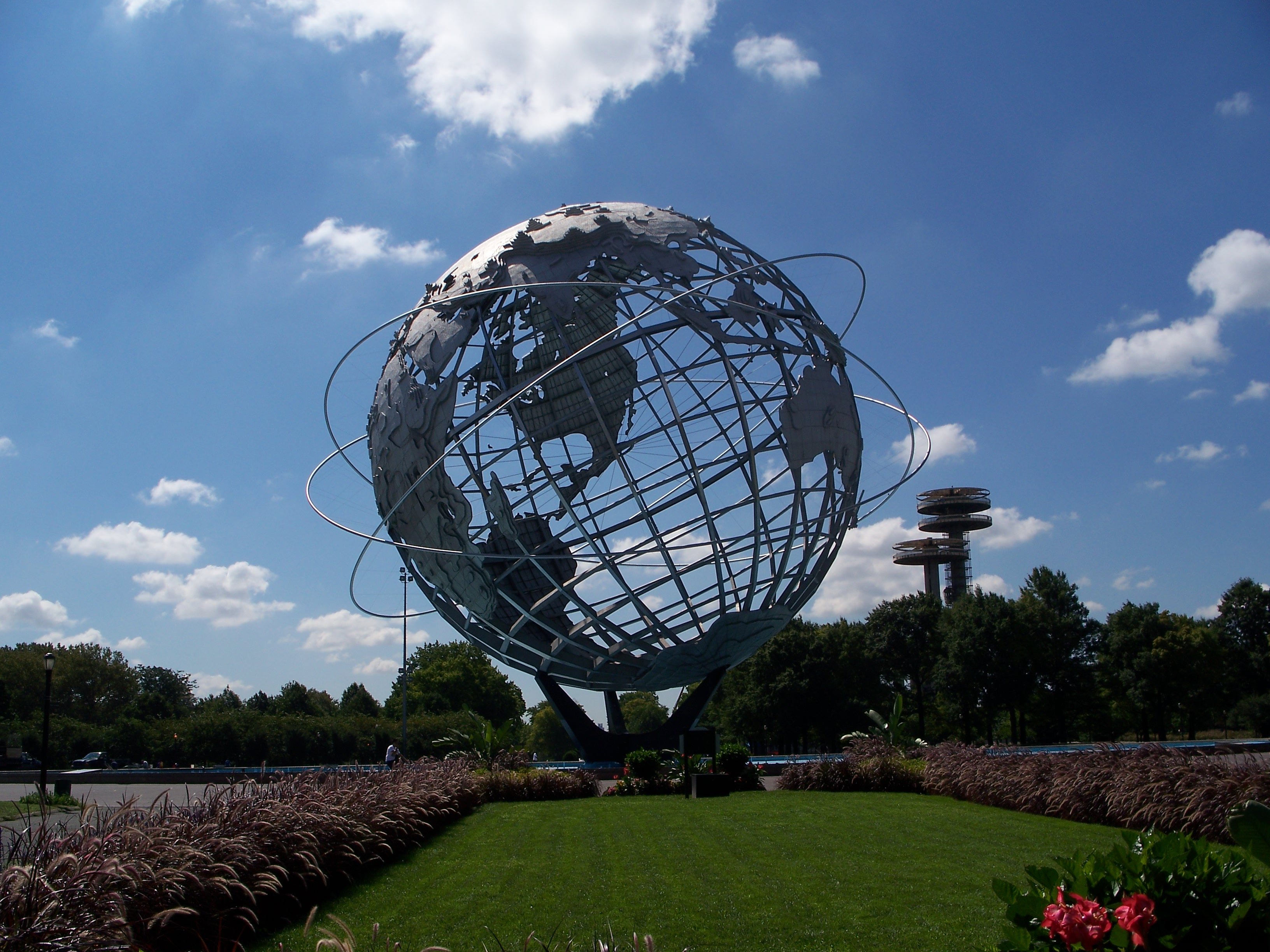 Flushing Meadows Corona Park is getting upgrades as part of $40 million city program