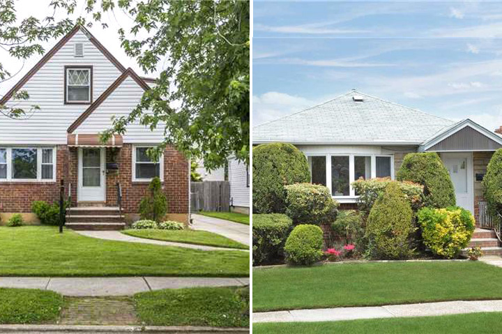 Charming must-see brick homes in Whiteneck & Little Neck