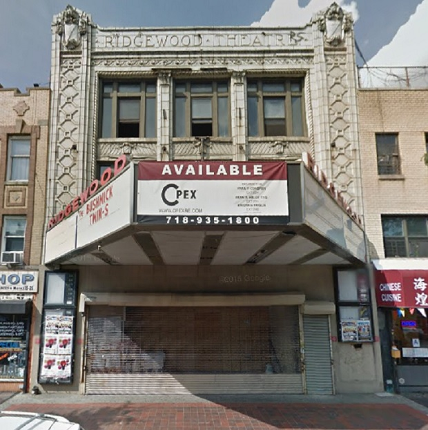 Historic former Ridgewood Theatre advertises new apartment rentals for insane prices