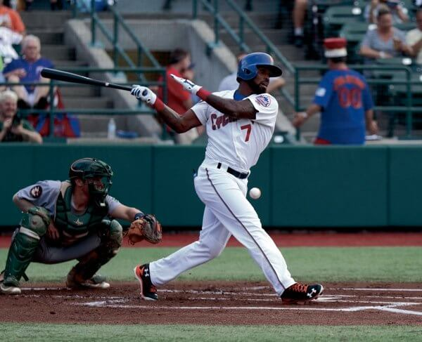 Reyes returns to Mets lineup after second stint with Cyclones