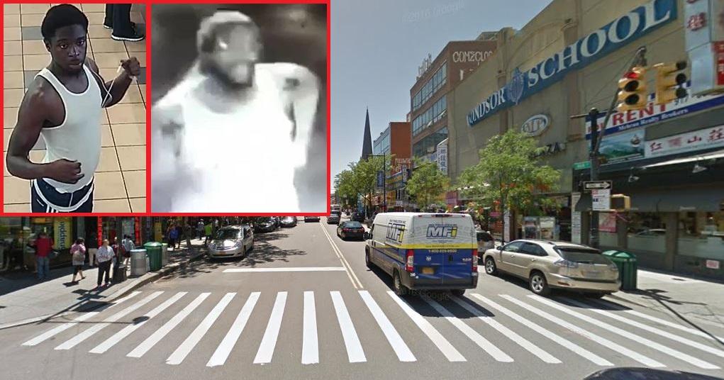 Photo via Google Maps/Insets courtesy of NYPD