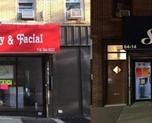 Cops shut down a pair of shady massage parlors in Ridgewood & Glendale
