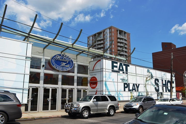 Developers have plans for a movie theater in downtown Flushing, reports say